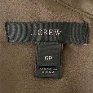 J. Crew Tops - J Crew Ruffle Camisole - Size Small
